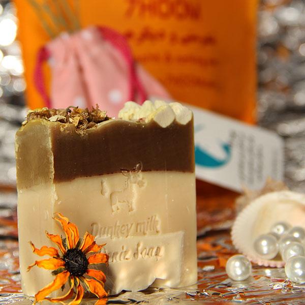 صابون شیر الاغ هفت هوم